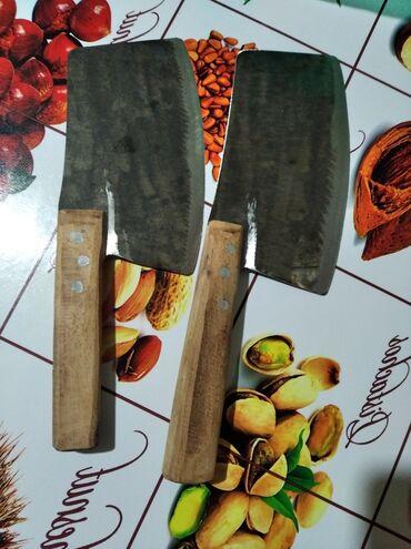 топор лопатка в Кыргызстан: Принимаю заказы на кухонные ножи топорики из прочного материала цена