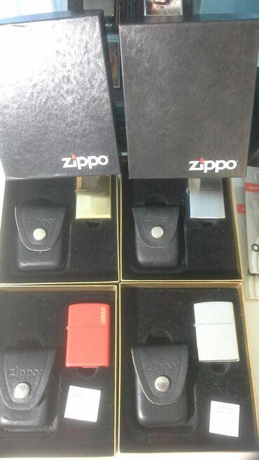 """зажигалка zippo в Кыргызстан: Зажигалки все новые,оригинал,Зиппо"""" ; в подарочном наборе в"""
