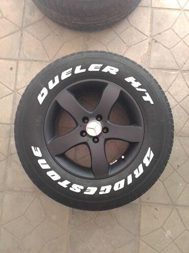 mersedes ml - Azərbaycan: Mercedes Ml diskleri 4 eded hazır balans olunmuş. Problemsiz çatsız