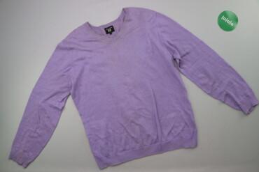 Чоловічий светр однотонний Monton р. L    Довжина: 67 см Ширина плечей