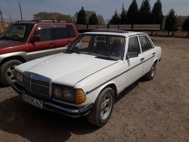 Mercedes-Benz W123 3 л. 1979