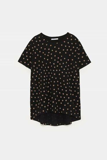 Zara majica, velicina XL. Novo sa etiketom.Radim po principu plata pa