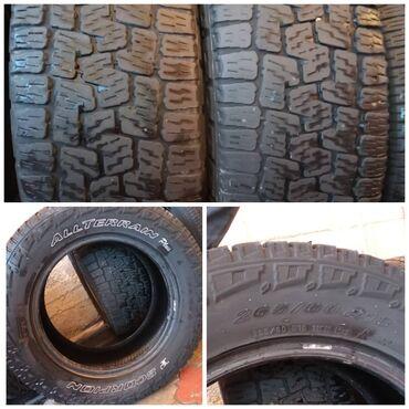 Продаю шины размер 255/65/17 пара Goodyear Wrangler 265/65/17 пара