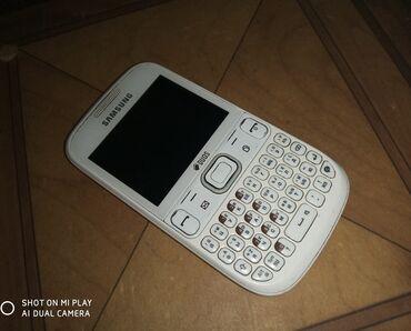 Samsung - Saray: İşlənmiş Samsung GT-S3310 1 GB ağ