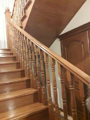 Другие услуги - Кок-Ой: Лестницы из карагача и сосна и другие изделия на заказ доступно