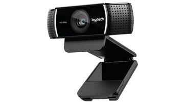 Веб-камеры - Кыргызстан: Продаю веб-камера Logitech C922 Pro Stream самая лучшая в своём клас