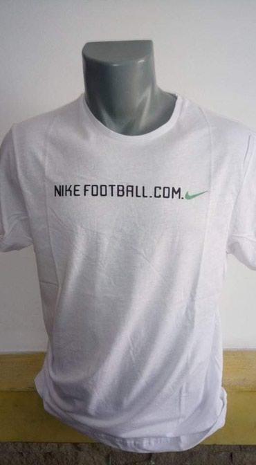Nike majica vrhunskog kvaliteta. Dostupna u beloj i plavoj boji samo - Novi Banovci