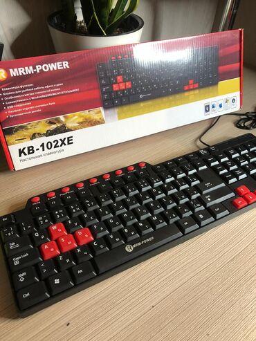 Клавиатуры - Кыргызстан: Клавиатура для компьютера KayboardНовый качественныйЦвет