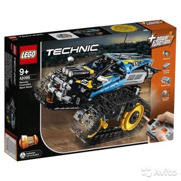 Конструктор lego ( lari ) technic 11298 скоростной вездеход с ду  с ко