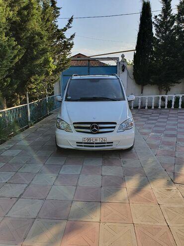 kişilər üçün futzal - Azərbaycan: Mercedes-Benz Viano 3.5 l. 2007 | 330000 km