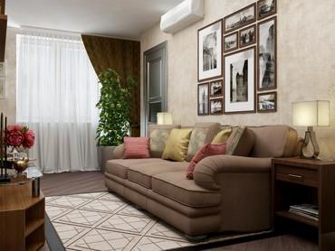 квартира суточный in Кыргызстан | ПОСУТОЧНАЯ АРЕНДА КВАРТИР: 1 комната, Без животных
