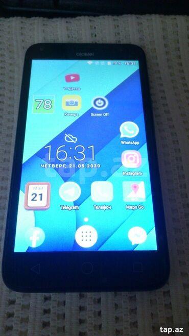 Alcatel Azərbaycanda: Alcatel Pixi 4 В отличном состоянии.Родной адаптер питания