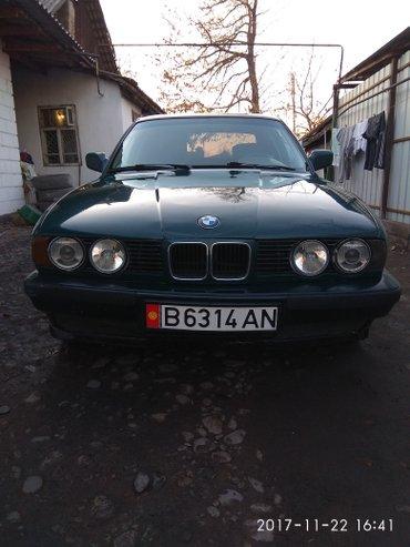 продаю bmw 525, объем 2,5, двигатель после кап ремонта,,, аккумулятор  в Бишкек