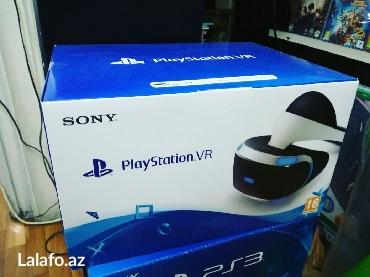 Bakı şəhərində Playstation viar eynək