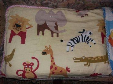 Одеяла детские,тёплые,состояние хорошее,большие,брали дорого,оба 800 в Бишкек