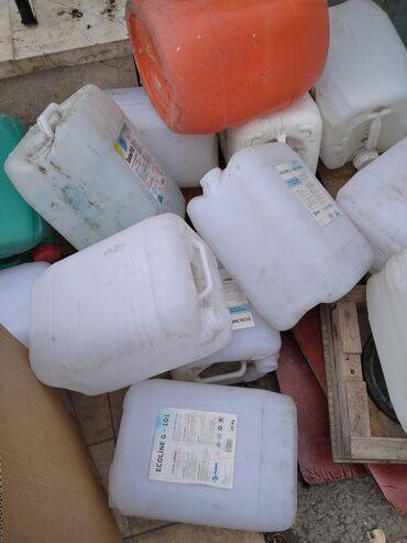 Другое в Азербайджан: Iwlenmiw 20 litrlik plastik qablar. 1 i 2 manat