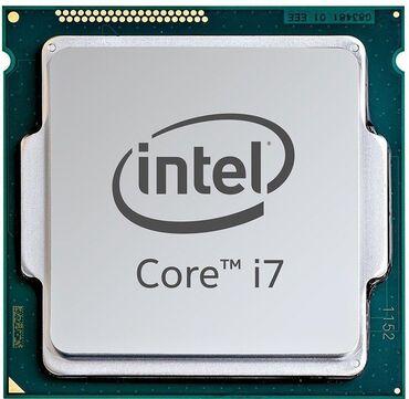 Процессоры :  I5  I7  I7  I5  I5  I3