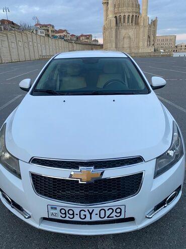 Chevrolet Cruze 1.4 l. 2014 | 163524 km