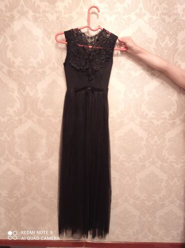 Почти новое платье, одевали 1 раз, вечернее платье