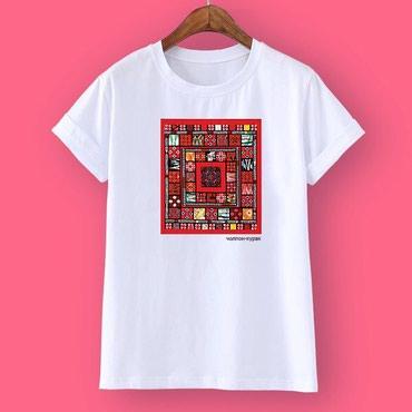 женские футболки оптом в Кыргызстан: Футболки женские оптом. Размеры: S,M,LИз качественного турецкого