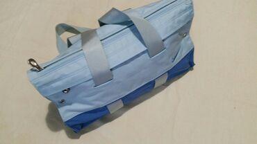 Merac pritiska - Sabac: SNIŽENOOO! ! !  NIKE prelepaa veca prostrana torba. Veoma kvalitetna