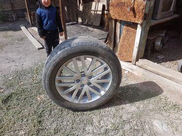 титановые диски бу в Кыргызстан: Toyota 1 л. 2001 | 300 км