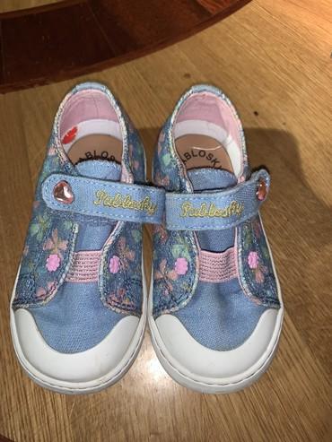 детские кроссовки 31 размера в Азербайджан: Детские кроссовки Pablosky.  22 размер.  Ushaq krasovka 22 razmer