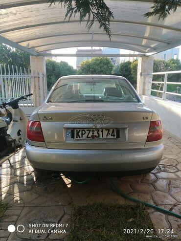 Audi A4 1.6 l. 1999 | 129000 km