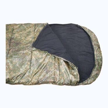 Спальный мешок для геологов в хорошем состоянии 1600 сом. Цвет хаки