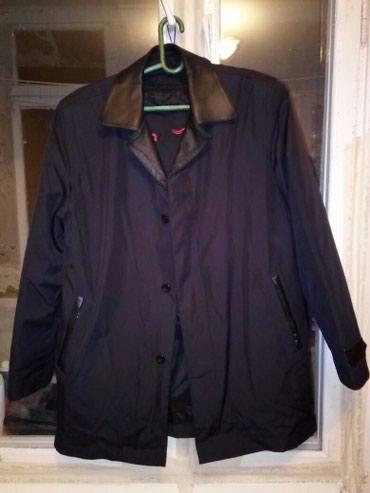 Мужская куртка 50-52 почти новая в Бишкек