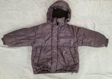 Zimska jakna za sneg i kišu, gumirana. Veličina 4 - Nis - slika 2