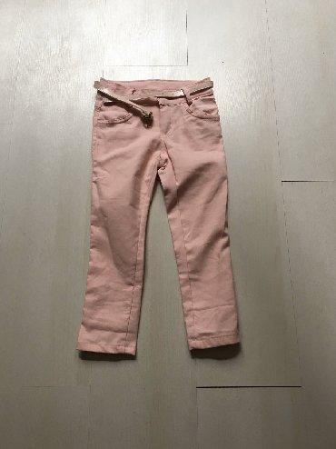 брюки джинсы комбинезоны в Азербайджан: 3-4 года брюки новые