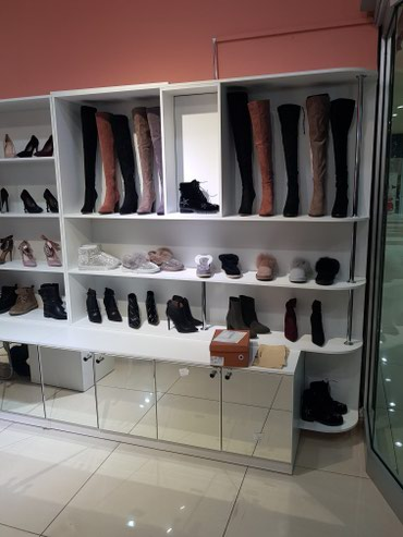 Мебель в бутики одежды и в Бишкек