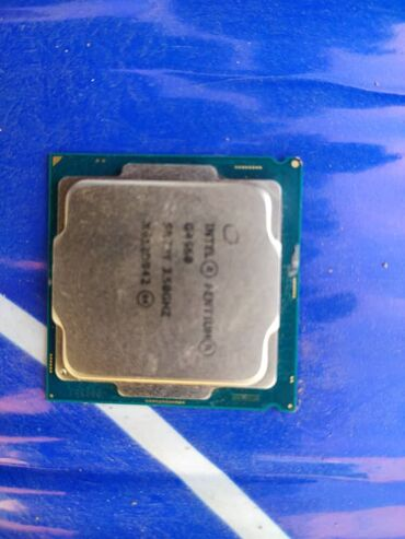 Продам процессор аналог i3 6100 В отличном состоянии