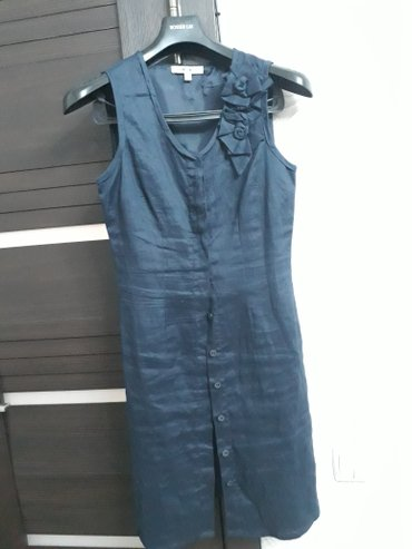 Сарафан женский(koton фирма)ткань лен 100% в Лебединовка