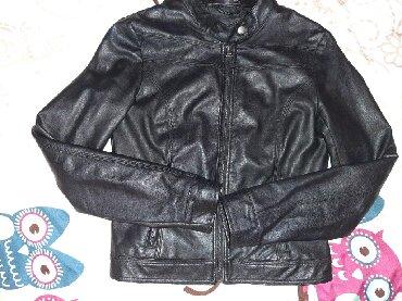 Kozna-jakna-bila-je-e - Srbija: Terranova kozna jakna