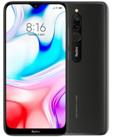Новый Xiaomi Redmi 8 32 ГБ Черный