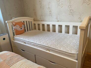 Детская кроватка, которая служила нам верой и правдой! Идеальная крова