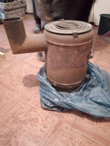 Продается бу буржуйка печка