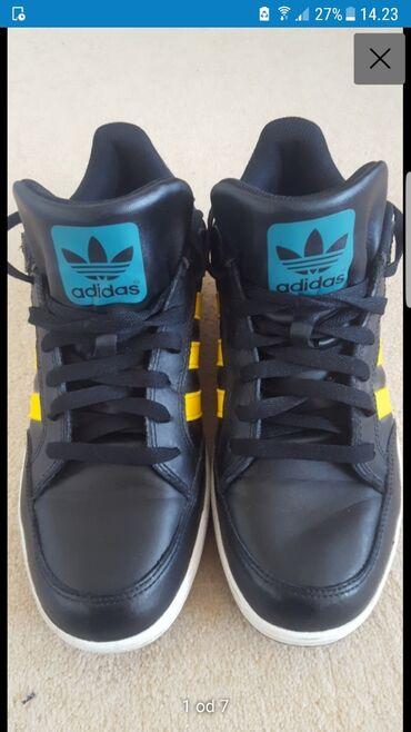 Jaknacine do - Srbija: Patike adidas original 100% extra stanje br 44 28cm donete iz nemacke