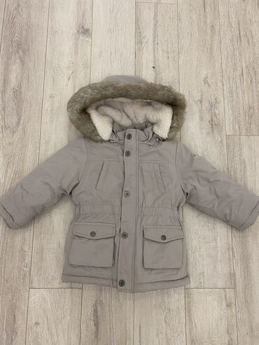 dlja kormlenija chicco в Кыргызстан: Зимняя куртка Chicco на 18 месяцев, практически новая, одевалась 2 раз