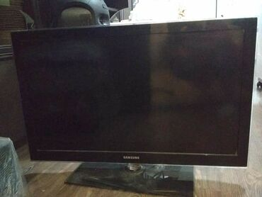 Продается телевизор Samsung не в рабочем состоянии (плата сгорела)