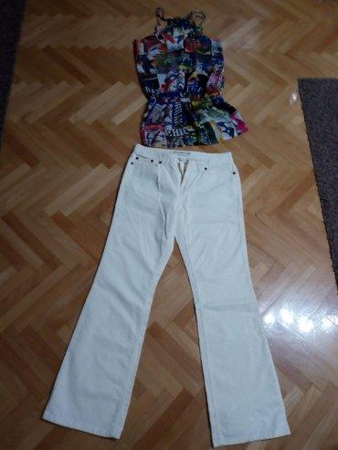 Novo sa etiketom pantalone t. Hilfinger, br. 10  - Nis