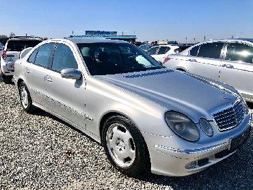купить бус в рассрочку в Кыргызстан: Mercedes-Benz E 240 2.6 л. 2004 | 210000 км
