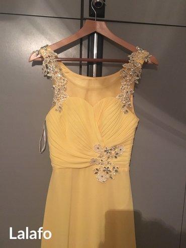 Haljine - Odzaci: Prelepa svecana haljina vel m