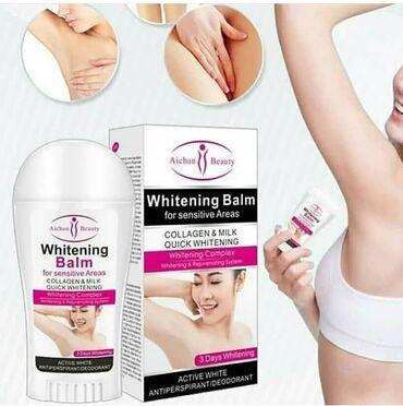 Xonça - Bakı: Aqardici deodorant sabun.bikini qoltuq alti ve bedende olan qara