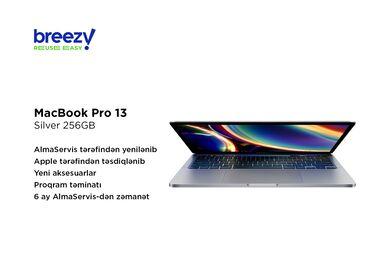 """boz rəngli qadın ayaqqabıları - Azərbaycan: Apple Macbook Pro 13"""" 1.4Ghz 256GB Space GrayRəsmi"""