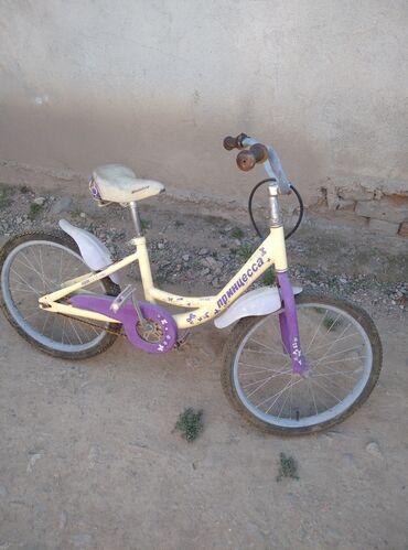 Другие товары для детей в Кант: Продаю подростковый велосипед для девочки7-10л.3000 сом брали за4500 в