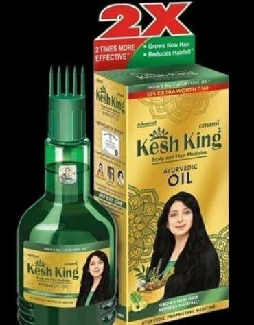 Красота и здоровье - Азербайджан: Kesh King saç yagı.Hindistan tebabeti esasında hazırlanan Kesh King
