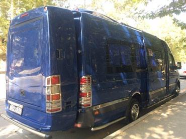 Bakı şəhərində Sprinter mikroavtobus sifaris ViP20+1yer